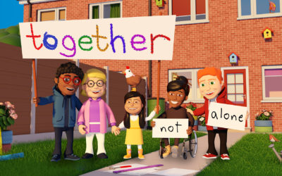 Together Not Alone – An exciting animation project!